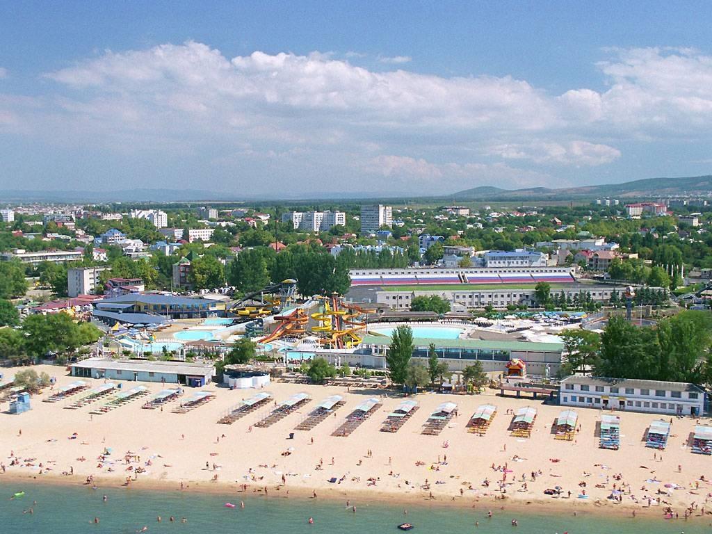 анапа фотографии города и пляжей